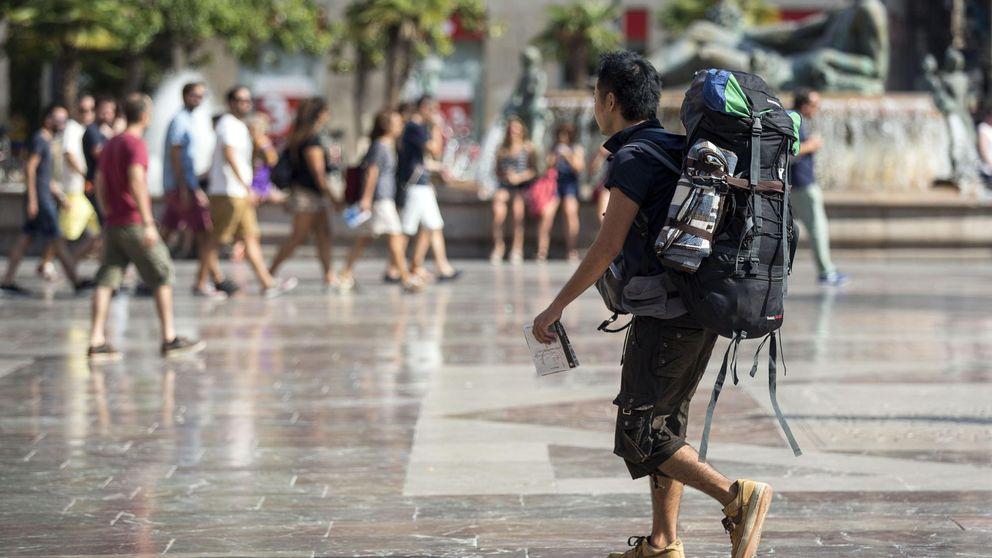 El turismo sigue en alza en España y va camino de alcanzar un nuevo récord