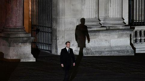 Ser Emmanuel Macron en la era de Donald Trump