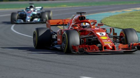 El punto flaco de Vettel para que Raikkonen le gane por primera vez