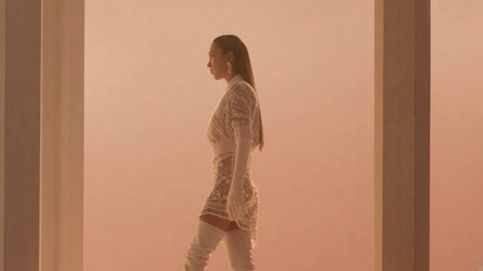 Alta Costura: Kate Moss reivindica su papel en la moda en la colección de Fendi