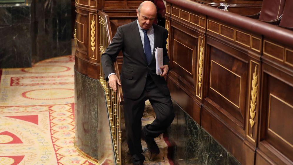 Foto: El ex ministro de Economía y futuro vicepresidente del BCE, Luis de Guindos. (EFE)