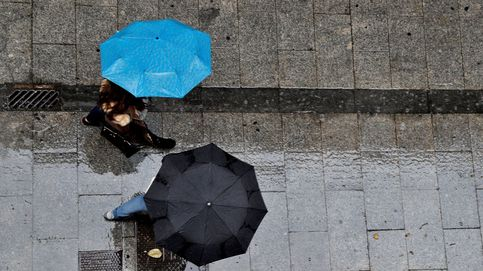 No va a dejar de llover: llegan dos borrascas y temperaturas más frescas