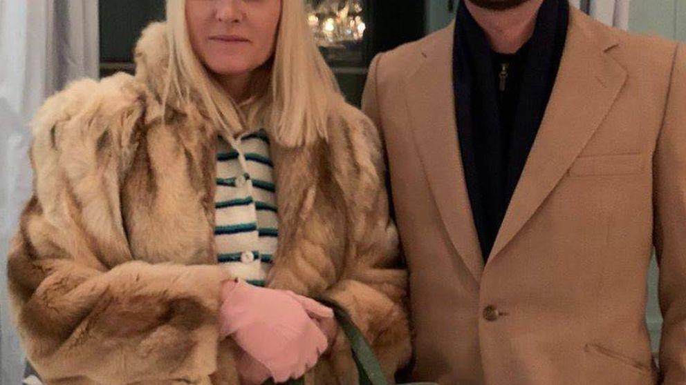 De Elsa Pataky a Haakon y Mette-Marit, famosos y 'royals' lo dan todo en Halloween