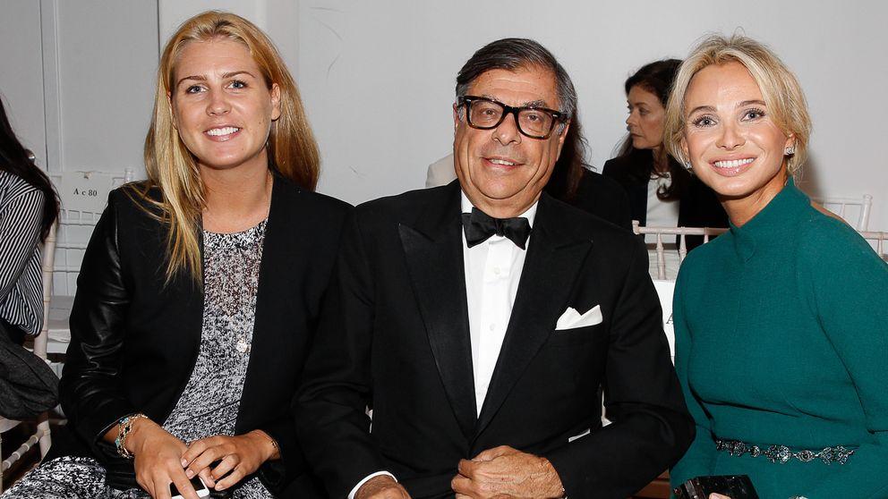 Corinna reaparece sonriente en la Fashion Week de Nueva York
