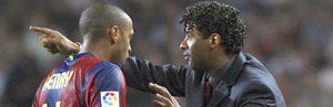 Henry crea mal rollo en el vestuario del Barça