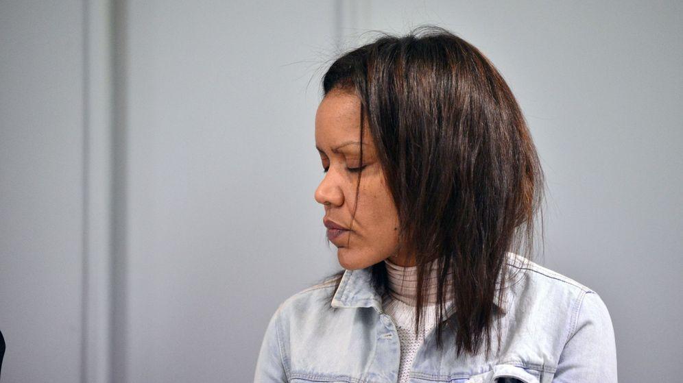 Foto: Ana Julia Quezada, durante el juicio. (EFE)