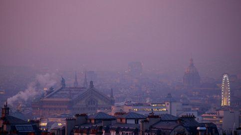 Medidas sin precedentes en París ante la contaminación