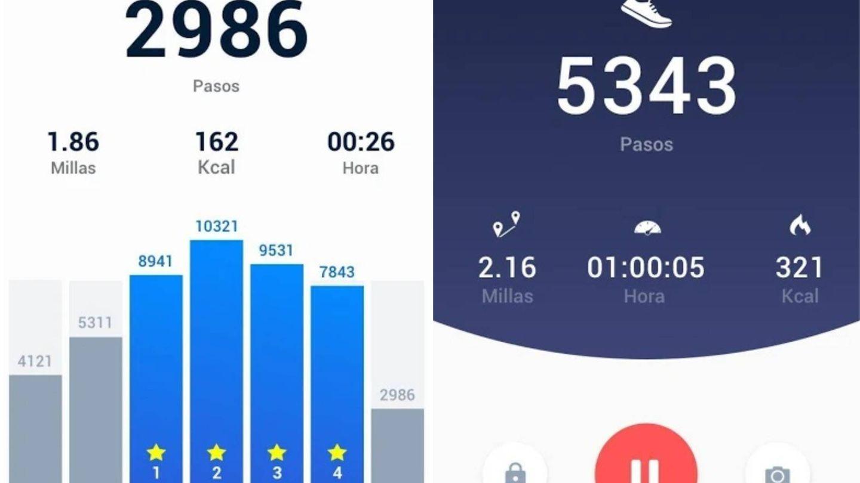 Descarga estas apps en Google Play para controlar tus progresos caminando. (Cortesía)
