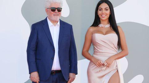 Georgina Rodríguez revoluciona el Festival de Venecia (y a Almodóvar)