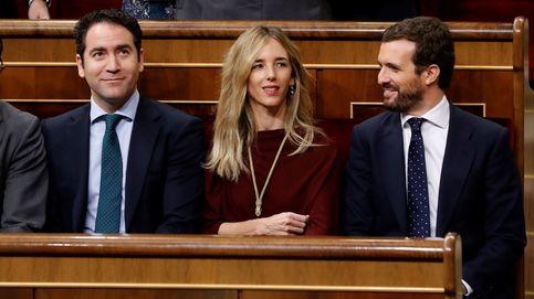 Duelo Egea-Álvarez de Toledo: la eterna bicefalia de la que el PP no se libra