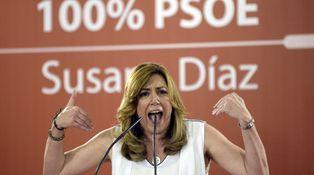 El increíble programa cultural de Susana Díaz (y la manifestación de los otros)