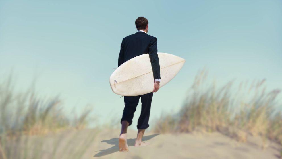 ¿Harto de aburridos viajes de negocios? Tu móvil ahora te puede salvar