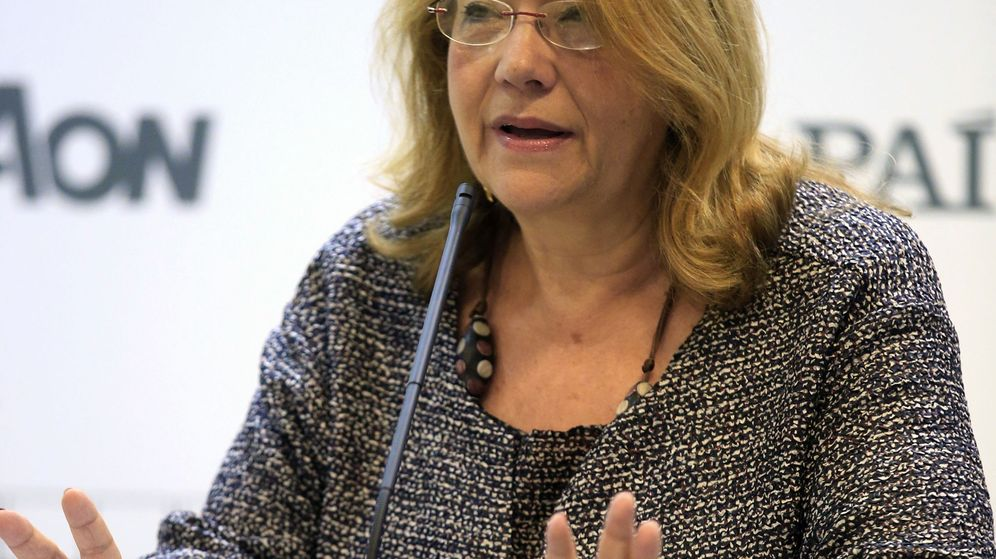 Foto: La nueva presidenta de Tragsa, Elvira Rodríguez. (EFE)