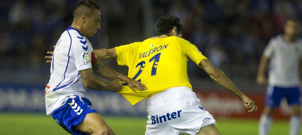 Foto: La temporada pasada, el Tenerife ganó en casa por 3-0 (Cordon Press)