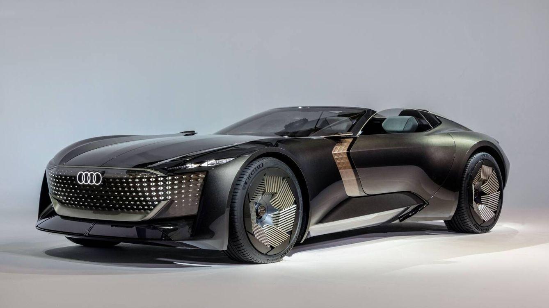 El coche de Batman del futuro existe y es eléctrico