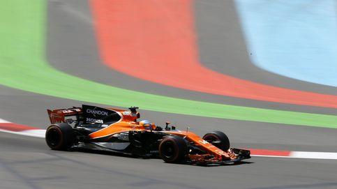 Alonso, o cuando las fotos hablan más que el resultado en la pista