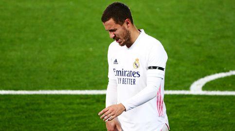 El Madrid frena a los médicos belgas en su intento de que Hazard pase por el quirófano