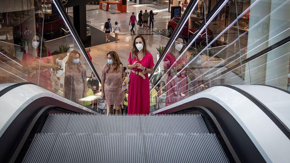 Foto: Centro comercial Lagoh, en Sevilla. (EFE)