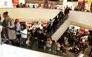 El consumo pincha en noviembre y frena su incipiente recuperación