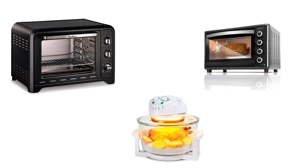 Foto: Los mejores hornos de convección para cocinar en casa