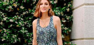 Post de El último vestido de flores de Tamara Falcó: sostenible e ideal para el otoño