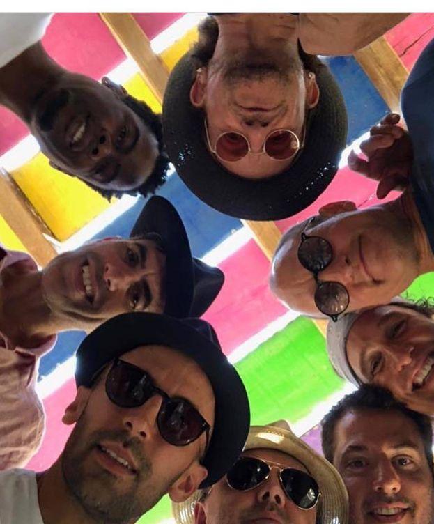 Foto: Chris Rock, McConaughey, Bono o Woody Harrelson, entre otros. (Instagram)