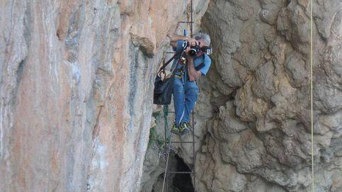 ¿Qué hago colgado como un jamón?: Relatos de un fotógrafo de montaña