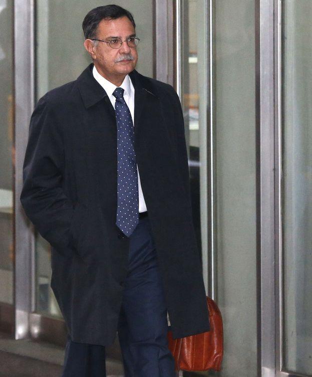 Foto: Ángel Hurtado, presidente del Tribunal encargado del juicio de la Gürtel (EFE)