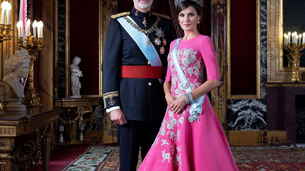 Teletrabajo desde Zarzuela: así son los despachos de Felipe y Letizia