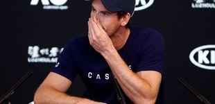 Post de Andy Murray, el niño que llegó el último al 'Big 4' y es el primero en marcharse