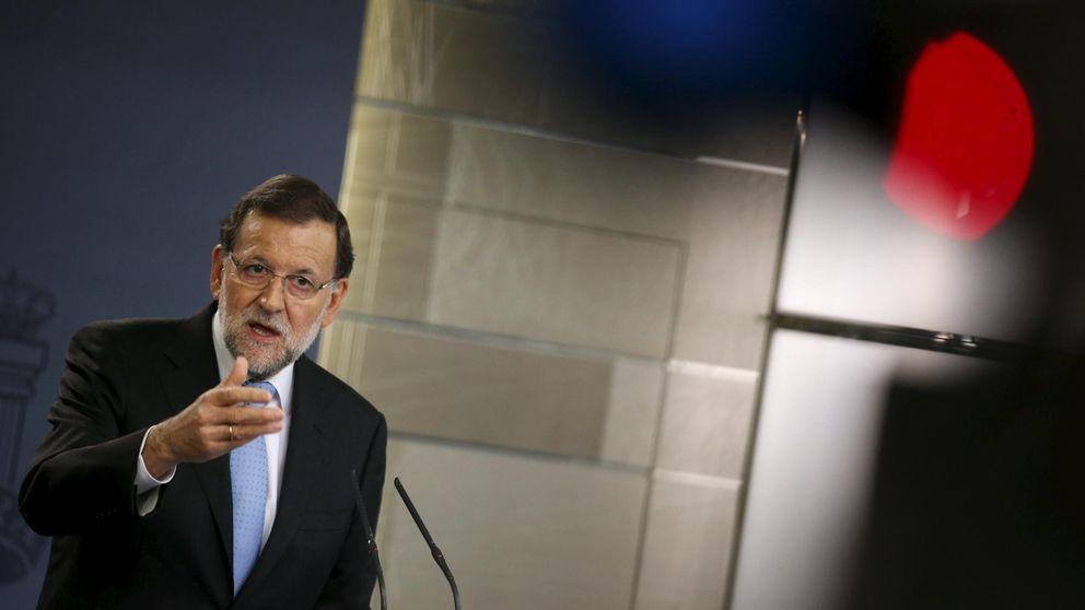 Rajoy: Se pretende liquidar la soberanía nacional. Es un desafío en toda regla