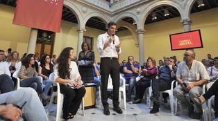 El cuadrilátero de las Bermudas del PSOE