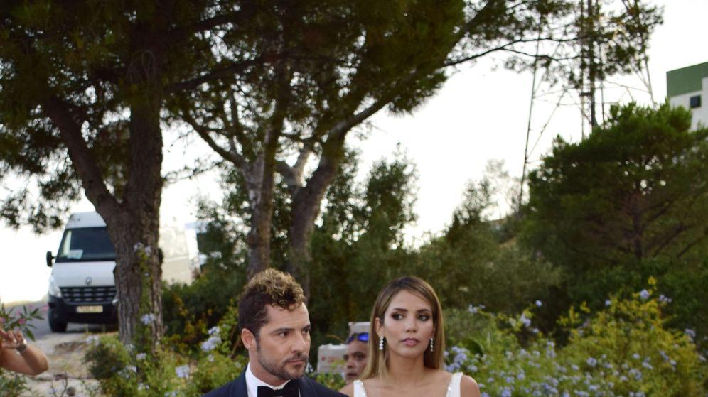 Foto: La pareja en un acto de este pasado verano. (Cordon)