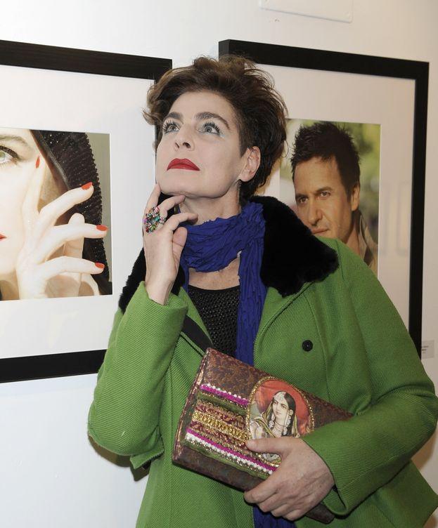 Foto: Antonia Dell'Atte en una imagen de archivo