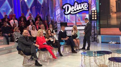 'Sábado deluxe' lidera con 14,8% gracias a Carlos Lozano y Olvido Hormigos