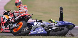 Post de El desprecio de Rossi a Márquez y su dura rajada: