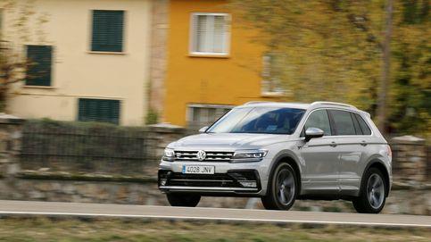 La plataforma MQB le sienta muy bien al Tiguan, el todocamino de Volkswagen