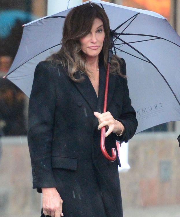Foto: Caitlyn Jenner en las calles de Nueva York (Gtres)