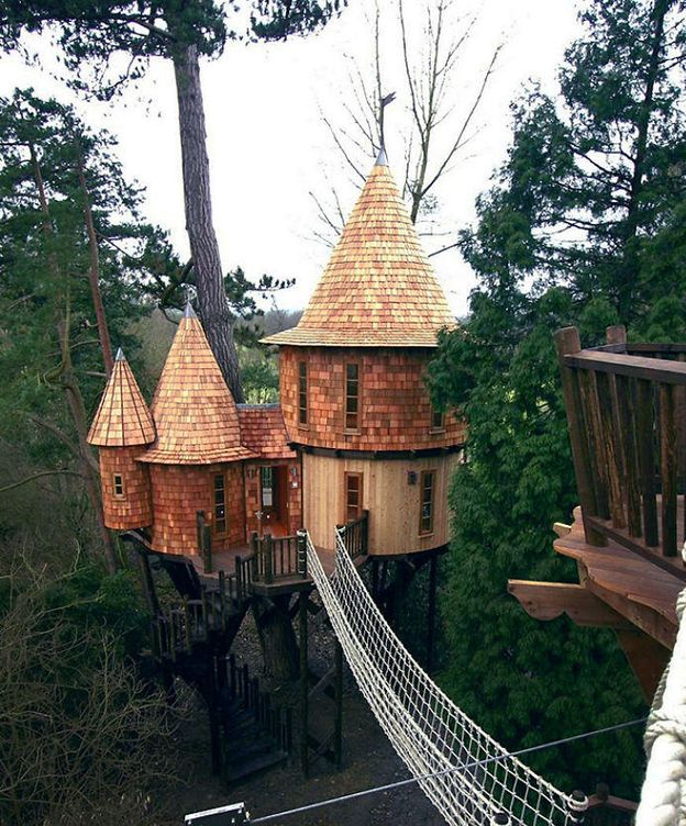 Las casas de árbol más bonitas del mundo . Fotogalerías de Alma ...