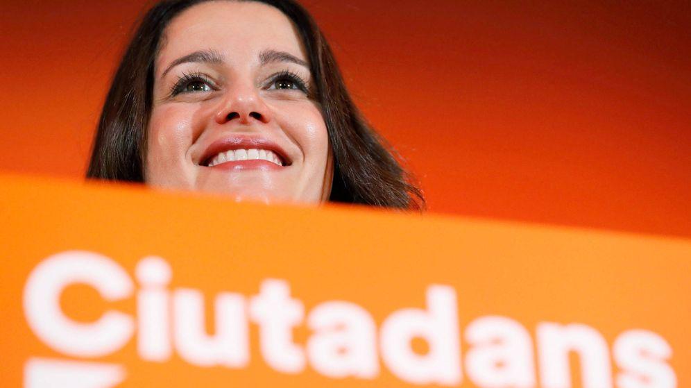 Foto: La líder de Ciudadanos en Cataluña, Inés Arrimadas. (Reuters)