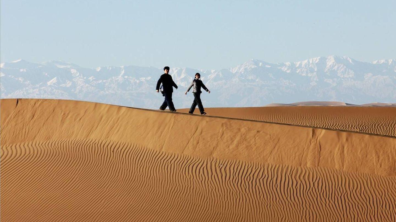 Una imagen de 'Un segundo', de Zhang Yimou. (Vértigo)