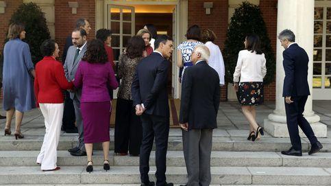 Los ministros de Sánchez desfilan por el Congreso ante la debilidad del Gobierno