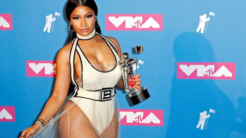 Foto: Nicki Minaj se retira para formar una familia. Foto: EFE EPA JASON SZENES