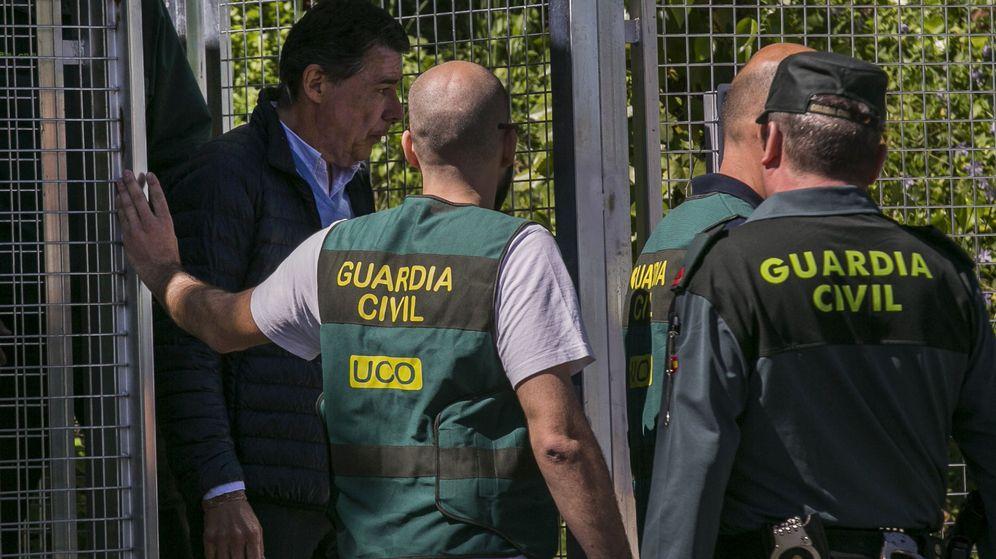 Foto: Ignacio González, expresidente de la Comunidad de Madrid. (EFE)