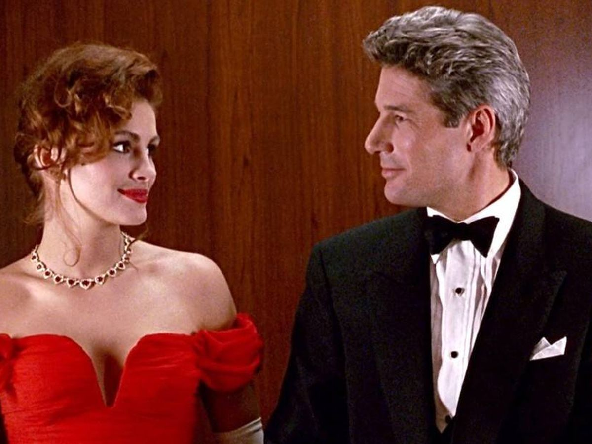 Foto: Julia Roberts y Richard Gere protagonizan 'Pretty Woman'.