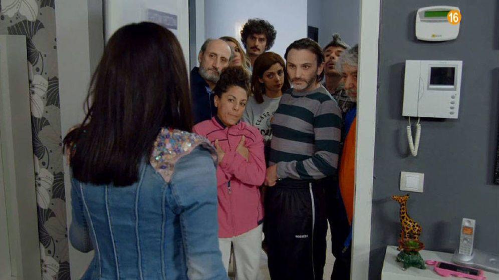 Foto: Imagen de la serie 'La que se avecina'. (Mediaset)