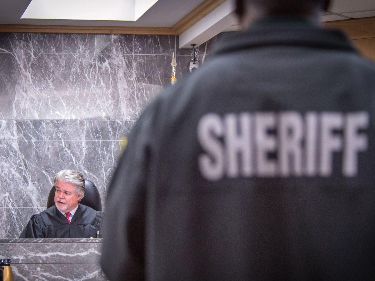 Foto: Juicio en Florida, EEUU. (EFE)