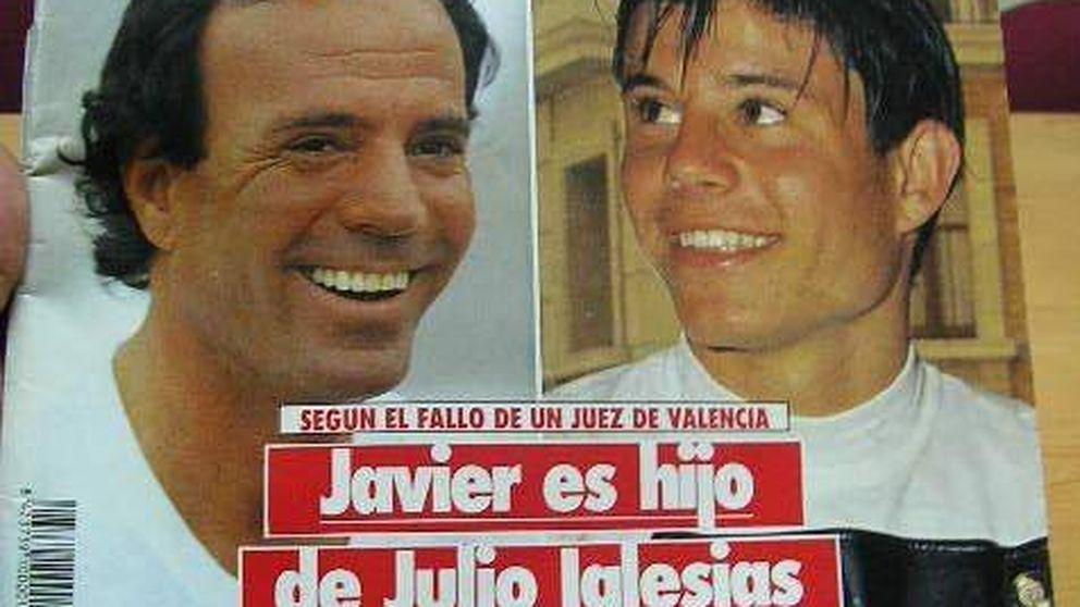 Javier Sánchez, el 'nuevo hijo' de Julio Iglesias que quiso ser cantante y famoso