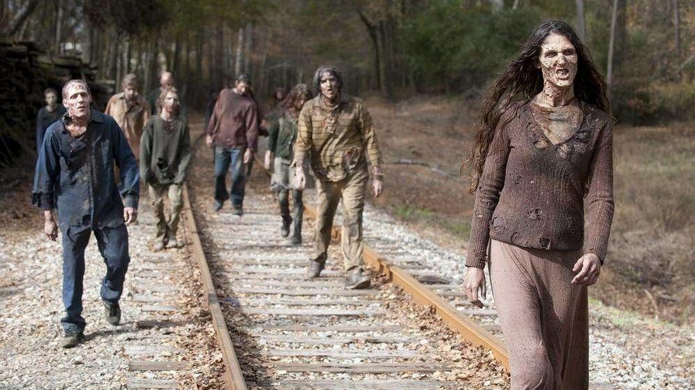 Foto: 'Fear The Walking Dead' y otras series (un poco) asquerosas