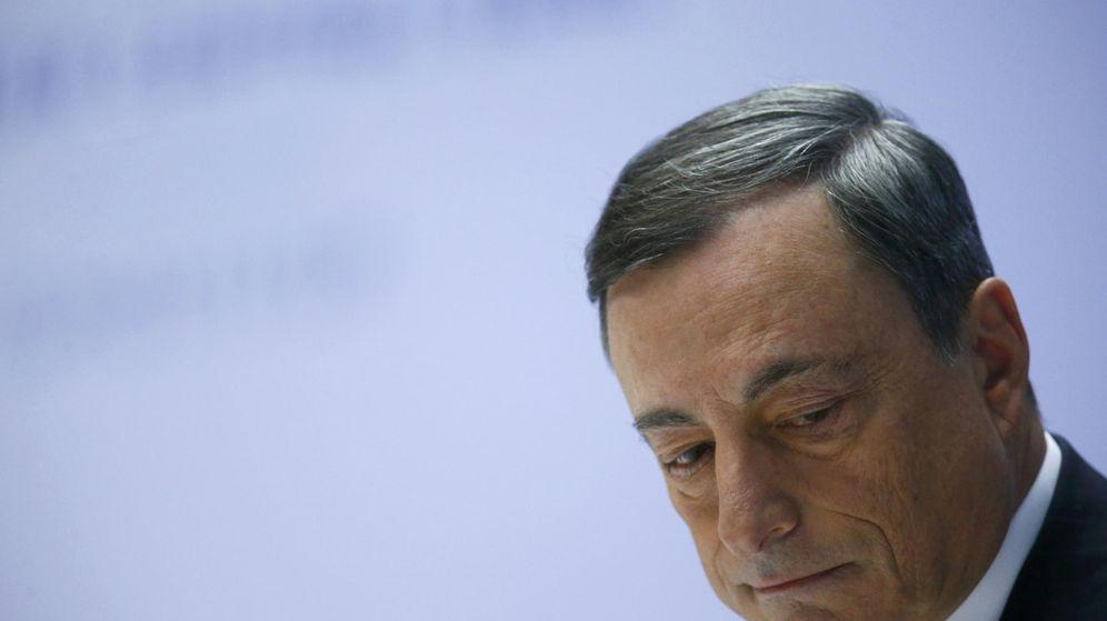 Foto: El presidente del Banco Central Europeo, Mario Draghi. (Draghi)